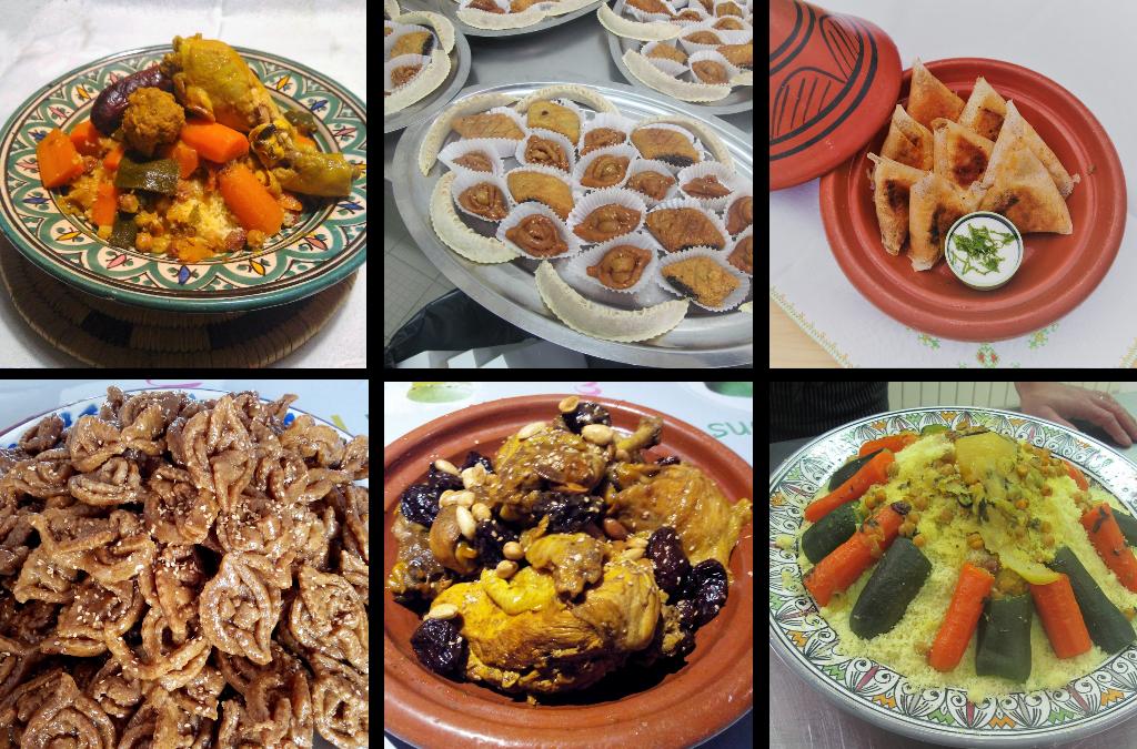 DrissCuisine est un traiteur marocain qui cuisine des samoussas, du couscous, des tajines et des pâtisseries dans le 17